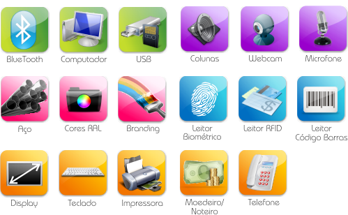 componentes adicionais