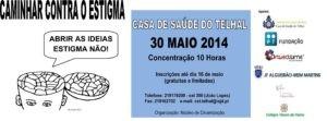 Cartaz Caminhada 2014 2