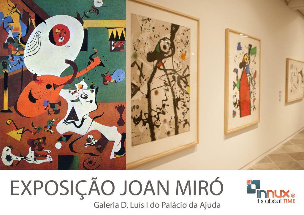 exposição Joan Miro